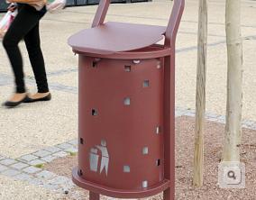 Kosz na śmieci Conviviale Standardowy 50l