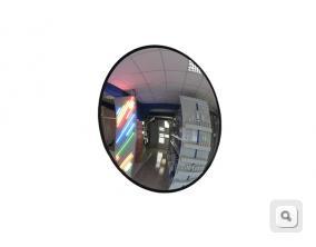 Lustro sklepowe akrylowe okrągłe