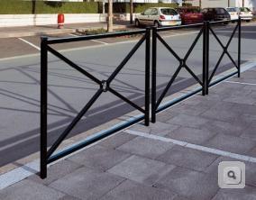 Bariera Blois bariery miejskie