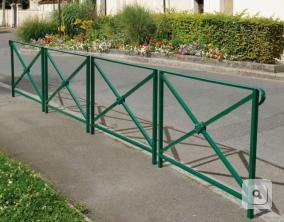 Bariery drogowe z Poręczą Heritage