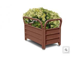 donice miejskie conviviale zieleń miejska