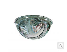 lustro 12 kuli, lustro akrylowe kuliste, lustra magazynowe akrylowe, tanie lustra polkoliste podwieszane
