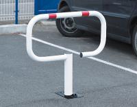 blokada parkingowa bloka robustop blokada z kluczem