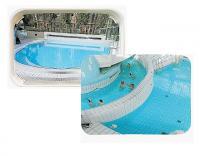lustra nietlukace basenowe, lustra odporne na basen do aquaparku, lustra nieparujace