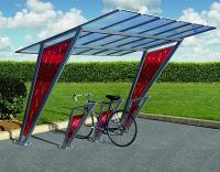 Wiata rowerowa nowoczesna, Wiata rowerowa wenecja, zadaszenie na rowery, wiaty rowerowe